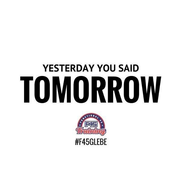 You did. Stop holding yourself back. We're ready for you. Now it's time to change the game. Are you ready?  #health #fitness #fit #fitspo #workout #cardio #gym #training #crossfit #nike #active #strong #motivation #lifestyle  #exercise #F45 #F45glebe #teamglebe #glebe #sydney #forestlodge #camperdown #ntcc #motivation #inspiration #bootcamp #getcreative by f45_training_glebe