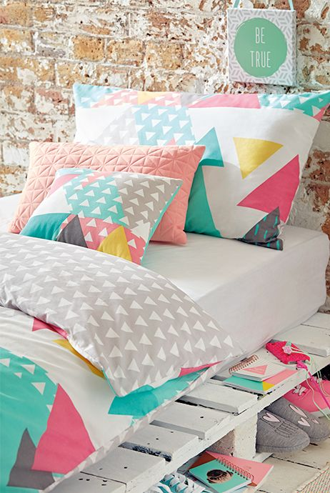 Primark homeware Autumn Winter school college bedroom interiors