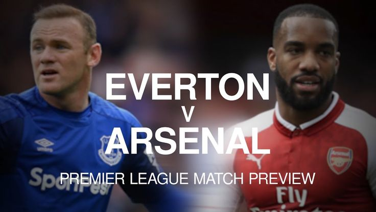 awesome Everton v Arsenal - Premier League Match Preview