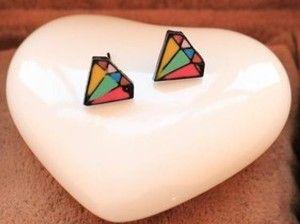 Superman earring