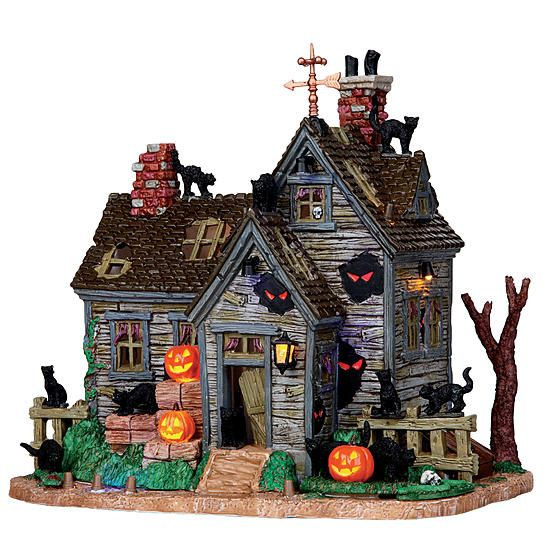 Lemax Spooky Town Collection Halloween Village Building