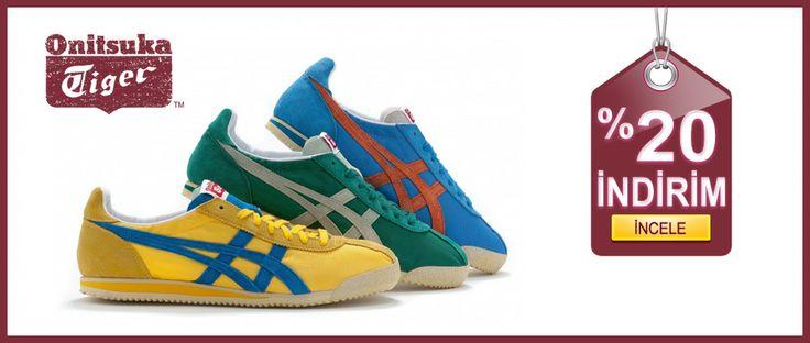 Tiger ayakkabılarda %20 İndirim fırsatı kaçmaz!   Daha Fazla Moda Daha Fazla Spor Ayakkabı Dünyası' nda!    http://goo.gl/dZ8bfD