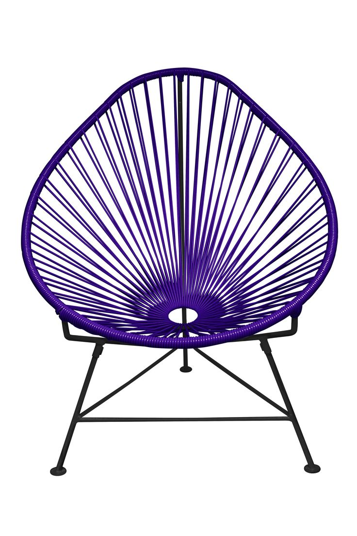 Acapulco chair cb2 - Acapulco Baby Arm Chair