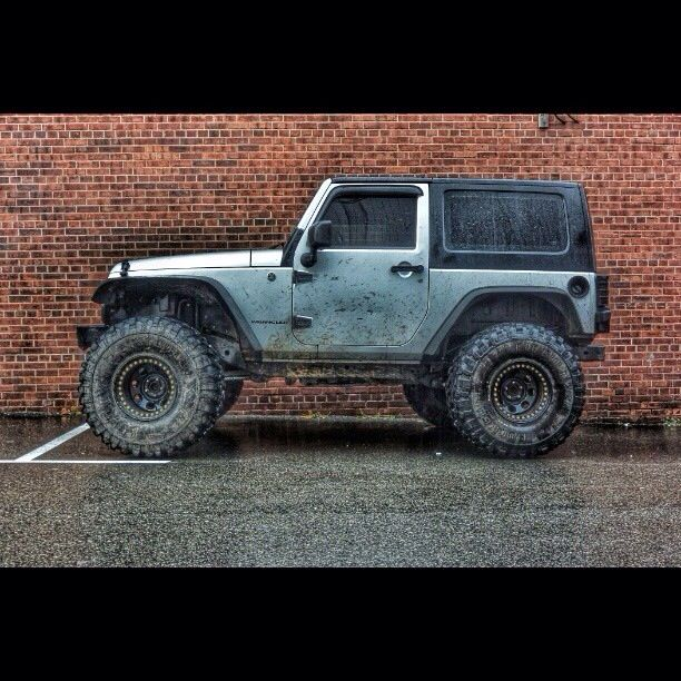 Jeep JK Wrangler. Nasty. Lifted. Hey Y'all Blowout Sale, 50% OFF! Support and Roll Coal For Diesel Dave. Buy Awesome Diesel Truck Apparel! Make Sure To Click That Link Below Or Click It On My Bio! Stay Tuned For Truck Giveaways. http://www.dieselpowergear.com/#_a_Cowroy