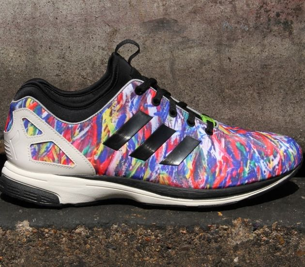 """adidas Originals ZX Flux NPS """"Multicolor"""""""