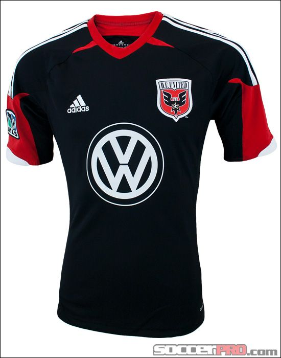 adidas Youth DC United Home Jersey 2012...$53.99