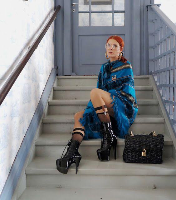 The wardrobe of Ms. B: Me
