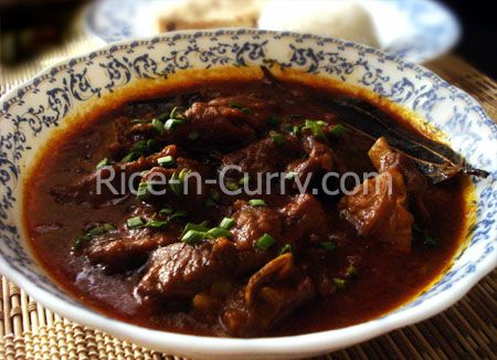 Dhaba Mutton Curry (North Indian)