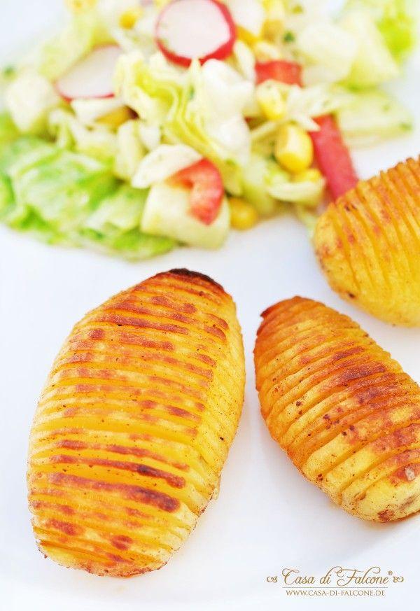 BBQ I Grillen I Beilage I Schwedische Kartoffeln {Rezept} I swedish potatoes {german recipe} I Casa di Falcone