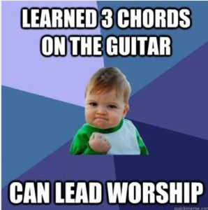 Ready for the worship team. #Christianmemes #ChristianMemes #Christianmeme
