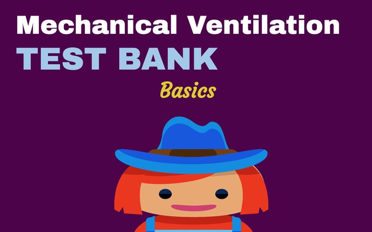 Basics of Mechanical Ventilation (Practice Questions) | Test Bank
