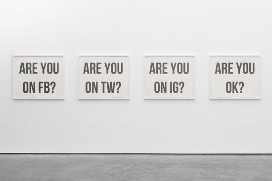 What is your relationship with social media? Read the world of Ignacio Kise Written by Cinthia Giselle Dalama #welum #readonwelum #conscious #ignaciokise #conceptualart #soicalmediaart #latinamerica #argentinianart #socialmedia