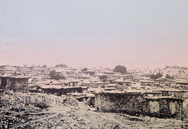 Northern Kurdistan Amadia/Amedi. Source: Henry Binder, Au Kurdistan, en Mésopotamie et en Perse, Paris, 1887