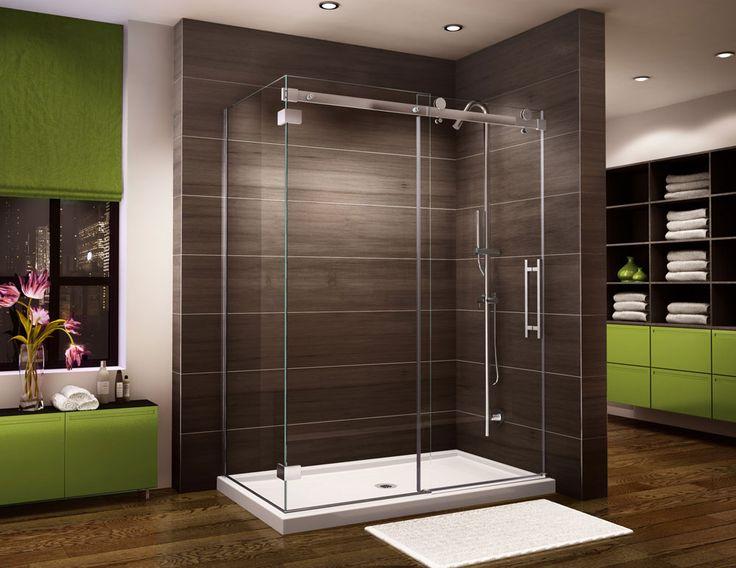 45 Best Frameless Shower Enclosures Images On Pinterest Binswanger