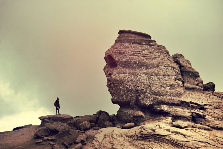 The Sphinx,Bucegi Mountains,Romania