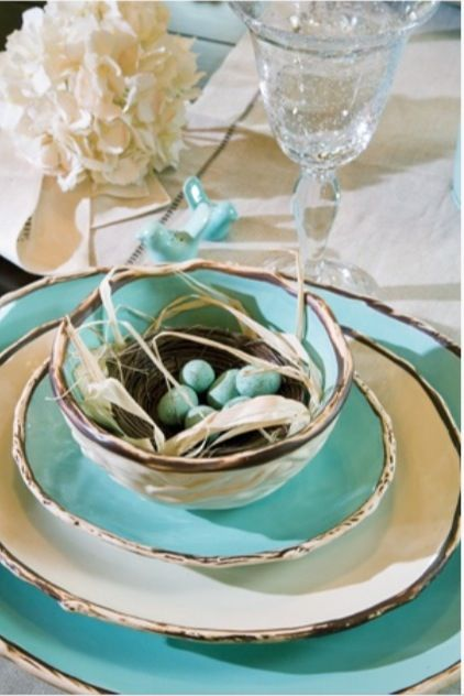 Easter or Spring Theme Source: thecottagejournal.