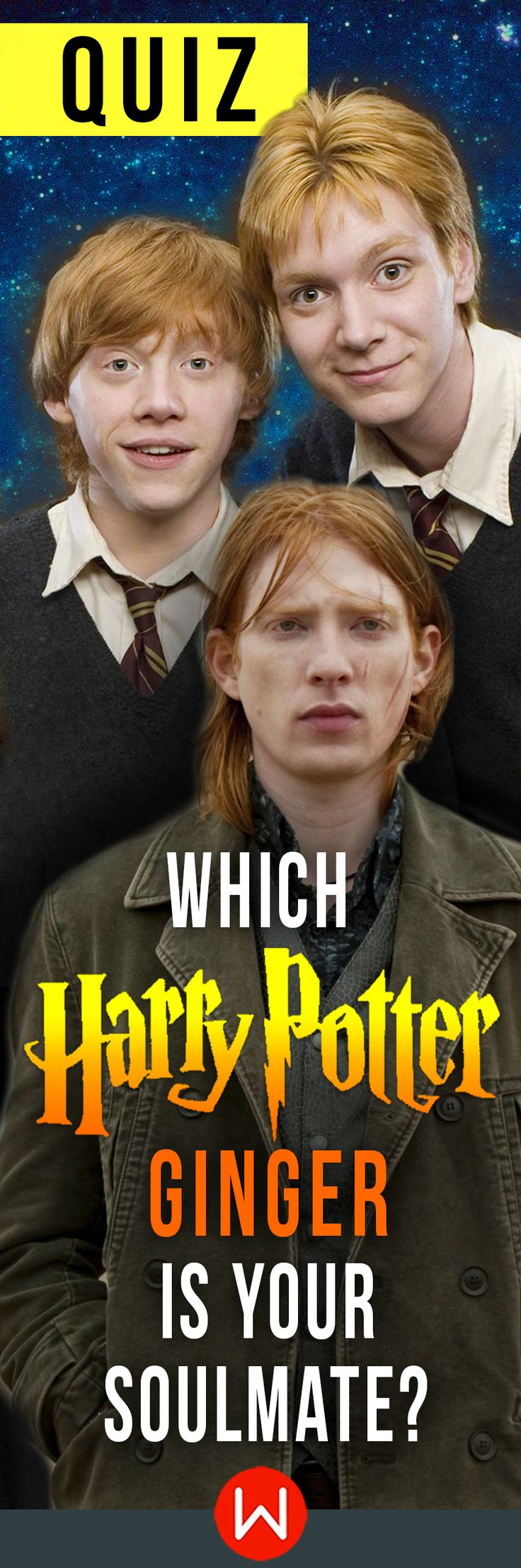 Have thought Fred weasley harry potter
