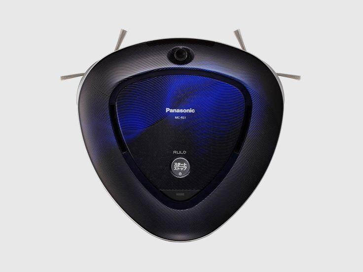 Panasonic rulo home appliance CMF strategy