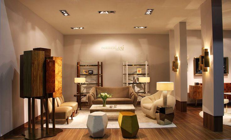 #luxuryinteriors by Joana Santos Barbosa for INSIDHERLAND at #maisonetobjet in…