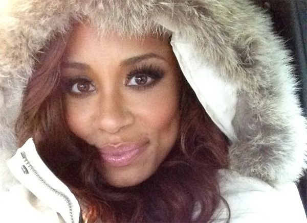 Keshia Chante's Tips For Your Best Winter Skin