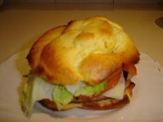 Pan hamburguesa DUKAN ELABORADO