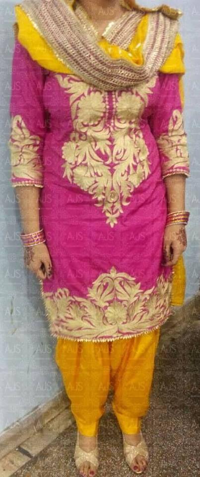 Buy Designer Salwar Suits Online India
