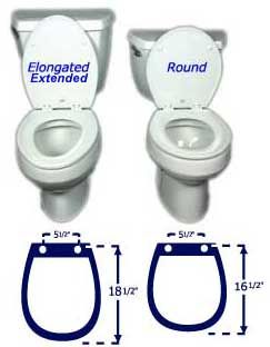 15 inch round toilet seat. 15 inch round toilet seat