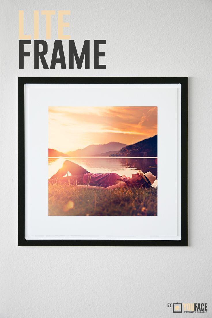 Lite Frame - Black Bold