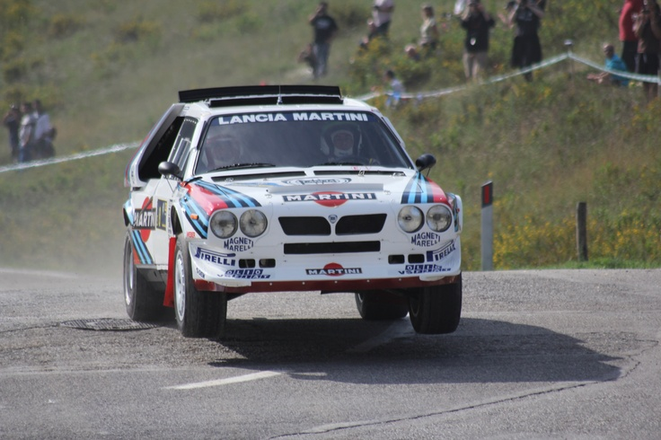 Rally Legend 2012 - Lancia Delta S4