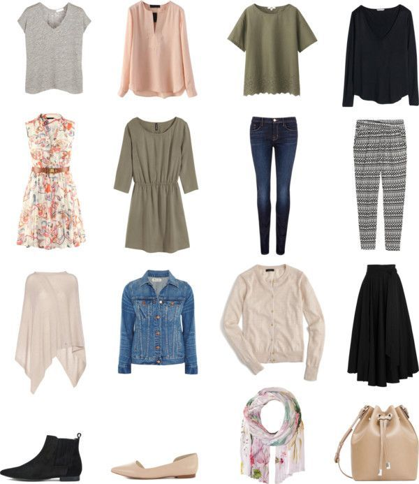 What to pack for Japan: Spring