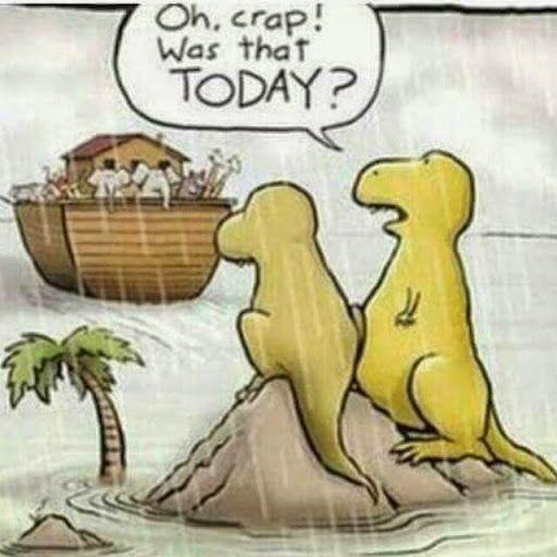 t rex jokes
