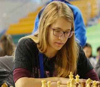 RafTop Chess News: Μεγάλη επιτυχία της Σταυρούλας Τσολακίδου στο σκακ...