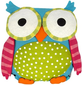 Hootie Cutie Owl Backpack #9715920 (Shown with Optional Personalization)