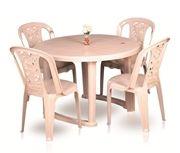 NILKAMAL DINING TABLE SET OFFER BY GANPATI DEAL