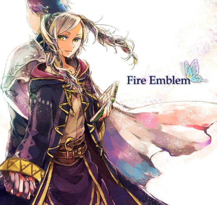 Fire Emblem: Awakening - Avatar (female) and Chrom   Queen ...