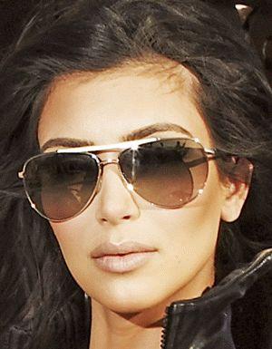 Aston Martin Frameless Glasses