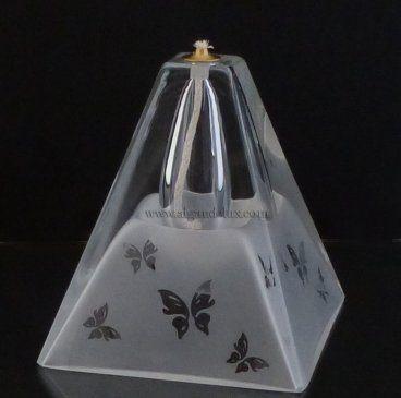 lampe-huile-papillon-saturne disponible sur www.algandelux.com