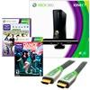 Kinect and Xbox 360 bundle