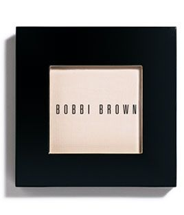 """This is a Bobbi Brown eyeshadow single. I was so impressed by the nudes palette and I needed a gray color. """"Heather"""" is gray with a little purple. Great with hazel eyes. I pair it with my favorite gray pencil or my favorite metallic olive pencil."""