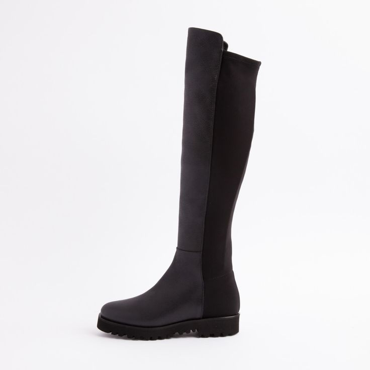 Italian Knee Boot Tribe | Women's Footwear, Shoes and Boots | Roots