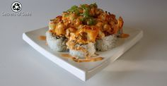 Spicy Mayo Recipe - Secrets of Sushi (Dynamite Sauce)