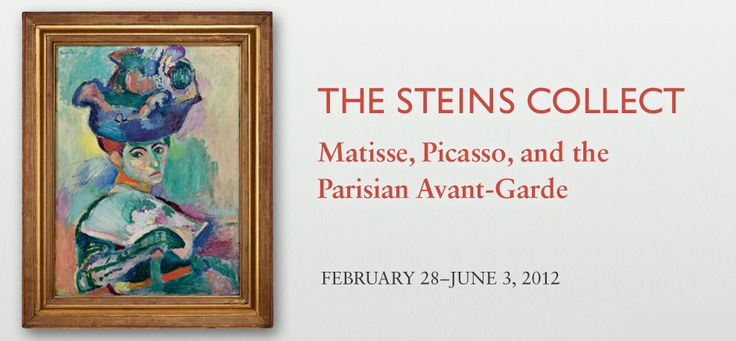 The Steins Collect- THIS WEEKEND!Met Museums, Modern Art, Favorite Places, Metmuseum Org, York Cities, New York, Stein Collection, Metropolitan Museums, Gertrude Stein