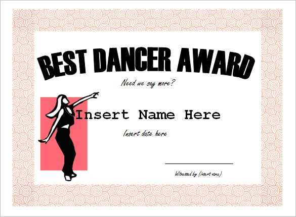15 best awards and certificates images on pinterest 10 funny certificate templates free word pdf documents download free yelopaper Gallery