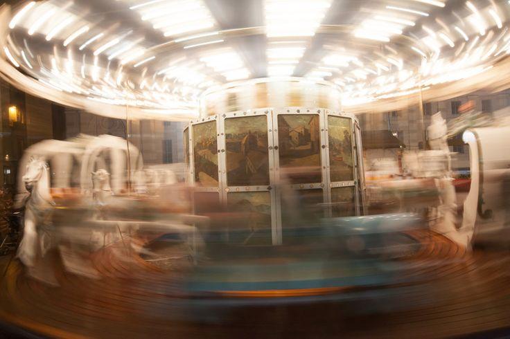 Antique carousel IV by vlad-m.deviantart.com on @deviantART