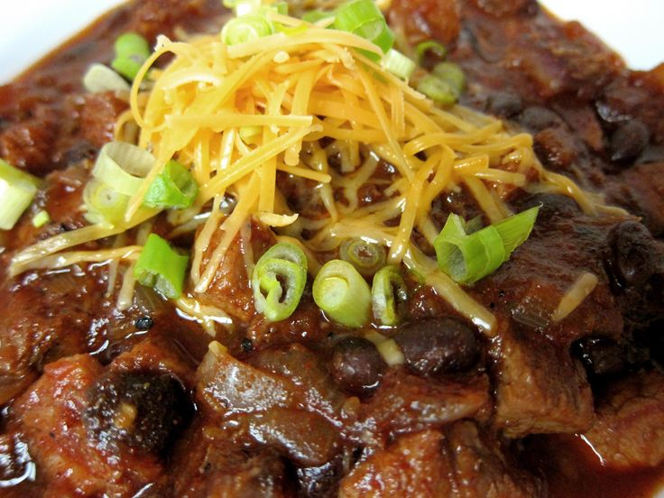 Prime Rib Chili | Rib roast, Prime rib and Holidays