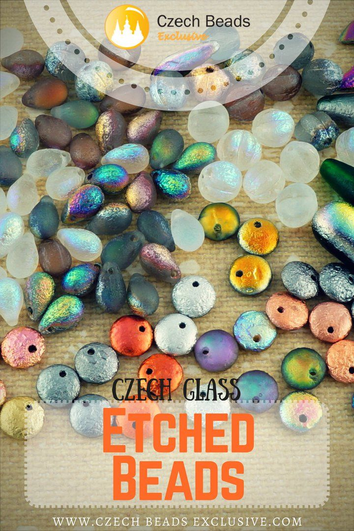 Czech Glass Etched Beads 22 Colors - Buy now with discount!  Hurry up - sold out very fast! www.CzechBeadsExclusive.com/+etched SAVE them! ⚡️Lowest price from manufacturer! Get free gift!  Worldwide super fast ✈️ shipping with tracking number! Sold with  at www.CzechBeadsExclusive.com #CzechBeadsExclusive #czechbeads #glassbeads #bead #beaded #beading #beadedjewelry #handmade #etsy #dawanda #amazon #diy #etchedbeads #czechglass #glassbeads #etchedglass #stonebeads