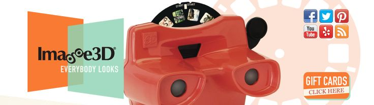 Image3D - Celebrate - Everybody Looks - View-Master- I ordered this with personal photo's as a Xmas gift. Such a cool idea.