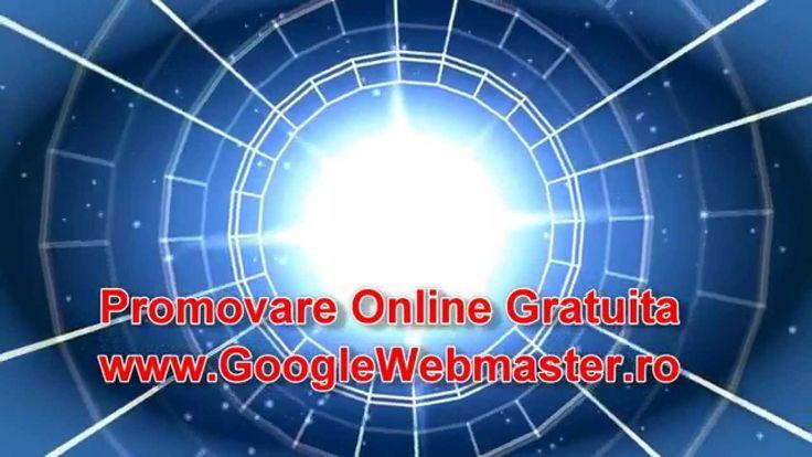 Promovare Gratuita Online   GoogleWebmaster ro