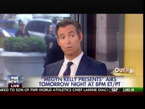 Megyn Kelly's Husband Talks About Difficulty Watching His Wife's Feud Wi...