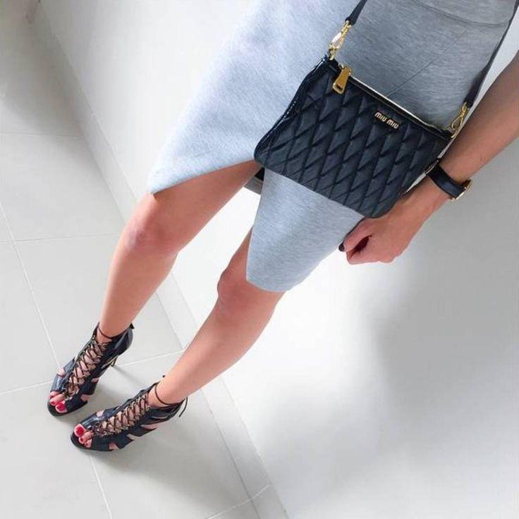 SANTE sandals in Sydney #ootd (via: @sarawears) #SanteBloggersSpot Shop NOW: www.santeshoes.com